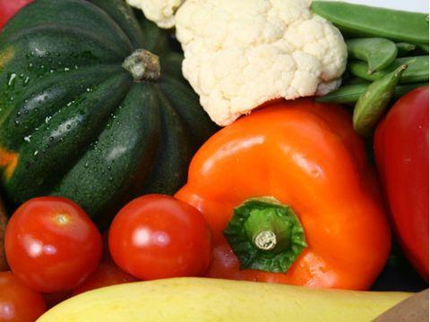 pick the best vegetables