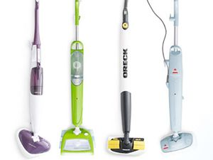 How We Tested Steam Mops Inside The Good Housekeeping Research - Best steam cleaners for home use