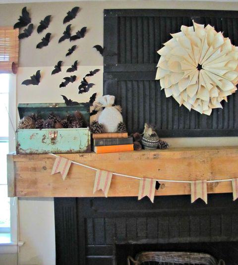 Wood, Hearth, Gas, Fireplace, Natural material, Peach, Brick, Pet supply, Bird,