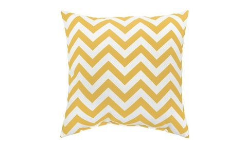 Yellow, Textile, Throw pillow, Pillow, Cushion, Linens, Orange, Home accessories, Aqua, Rectangle,