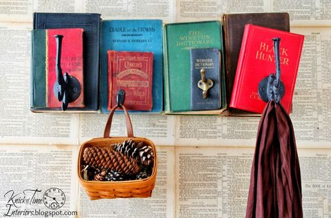 Vintage Book Craft Ideas Book Upcycling Projects