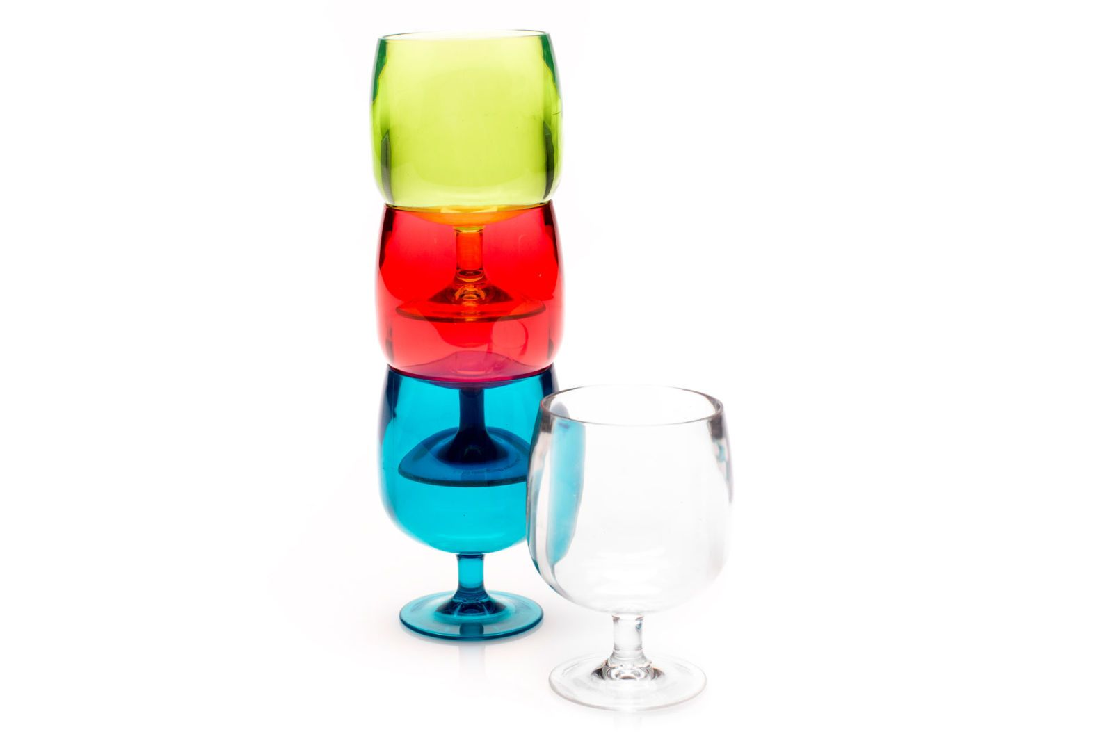 zak designs stacky cordial glasses