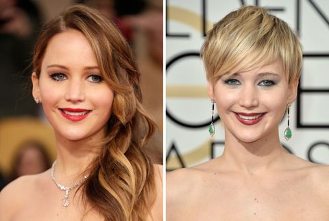 Awesome Celebrities With Long And Short Hair Long And Short Celebrity Schematic Wiring Diagrams Amerangerunnerswayorg