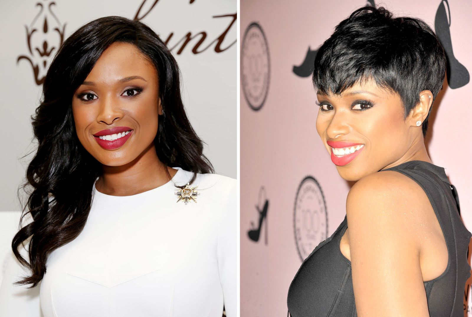 Celebrities With Long And Short Hair Long And Short Celebrity Hair