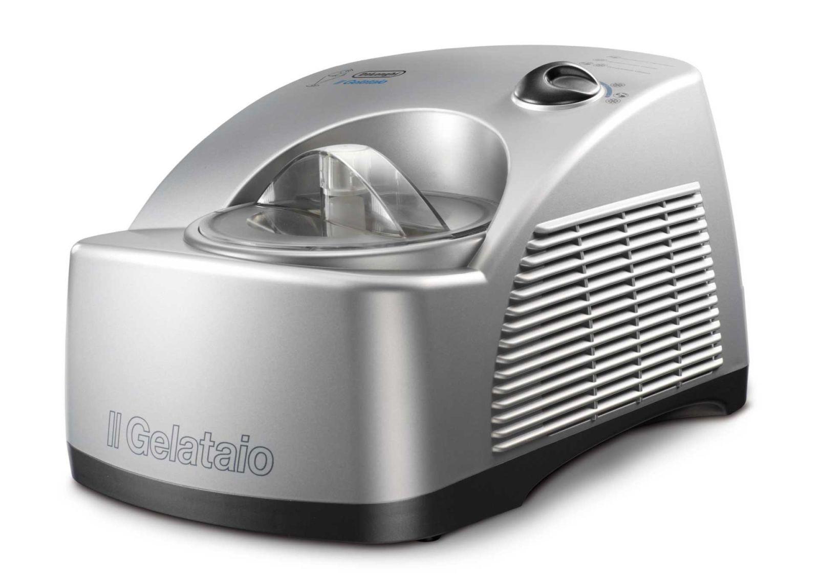 delonghi self refrigerating gelato maker model gm6000