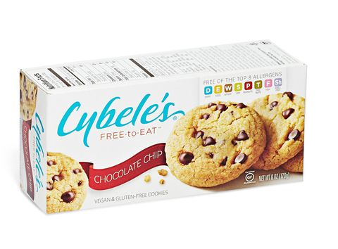 cybeles free to eat cookies in chocolate chip