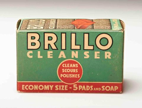 brillo cleanser