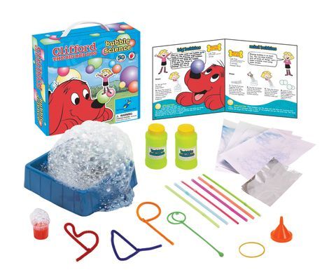 young scientists club clifford bubble science