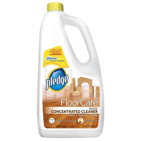 Pledge Floorcare Wood Concentrated Cleaner