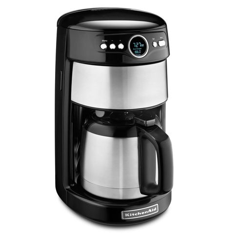 Kitchenaid 12 Cup Thermal Carafe Coffee Maker Kcm1203 Review