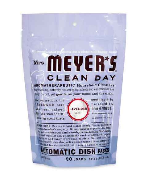 mrs meyers clean day automatic dish pacs