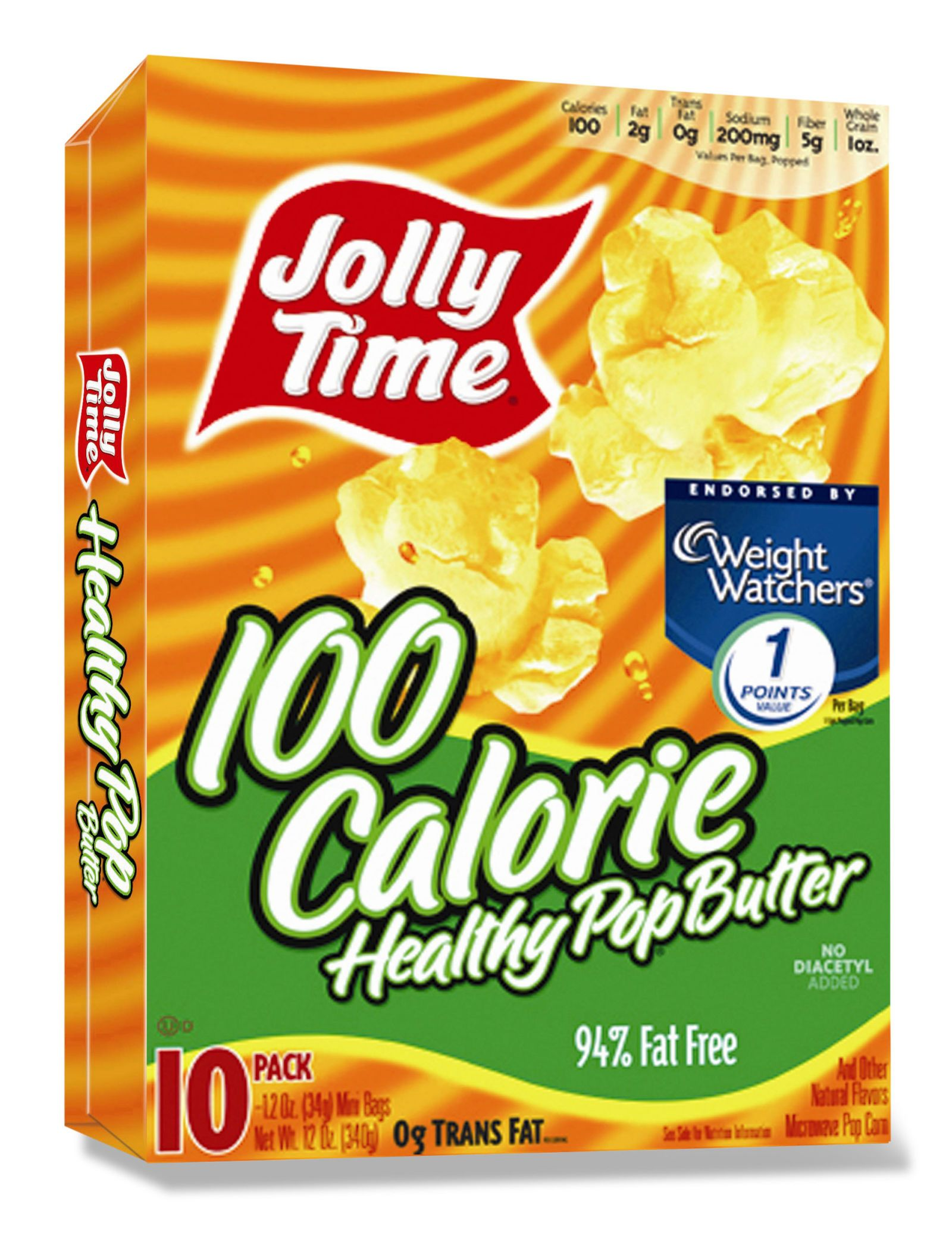 jolly time healthy pop 100 calorie bags