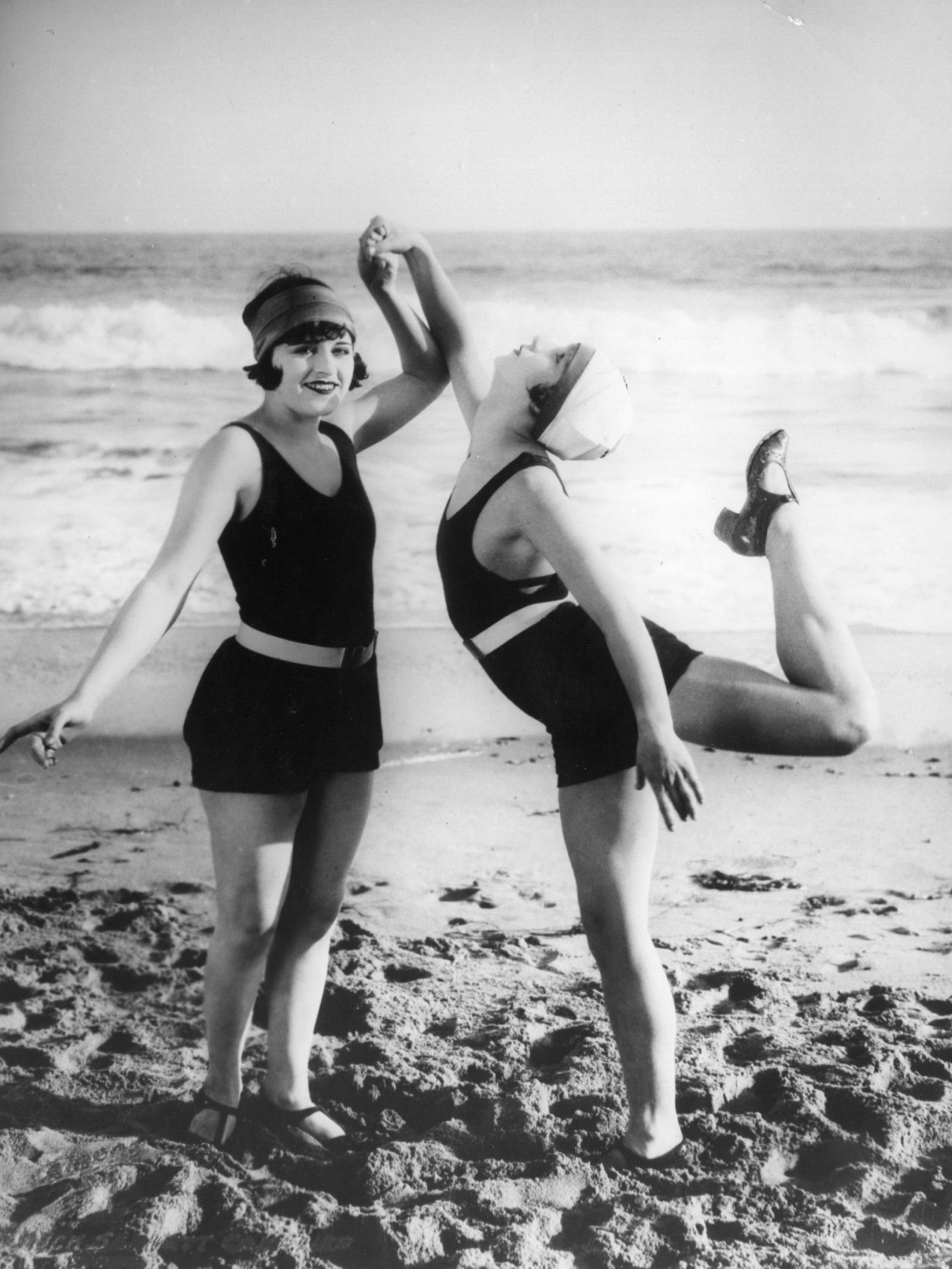 503a8a3a9b451 The Evolution of the Bathing Suit - The History of Swim Suit Styles