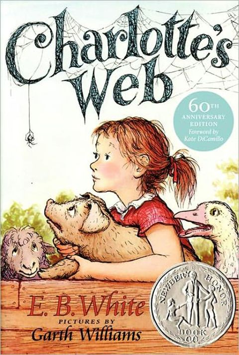 childrens books, Charlotte's Web