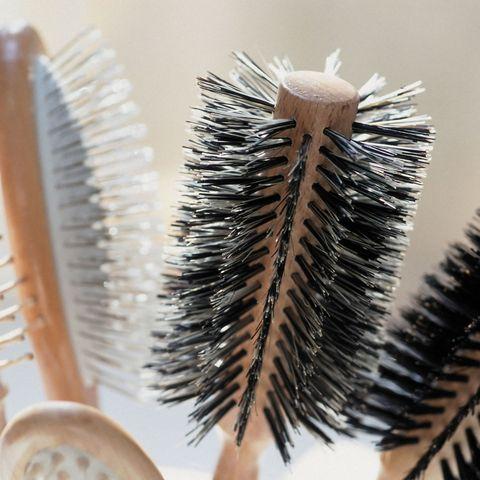 hair styling tips   hair brush basics