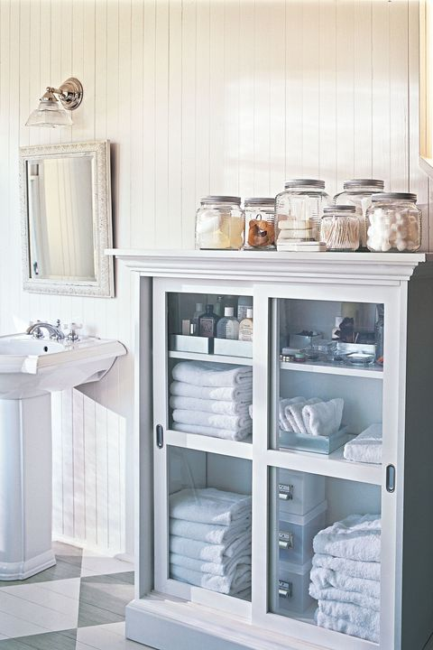 20 Bathroom Organization Ideas Best Bathroom Organizers