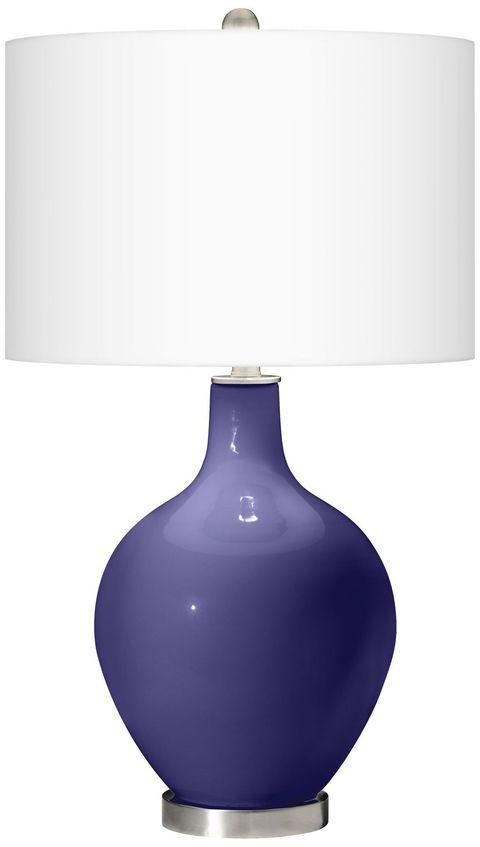 Cleaning lamp shades heloise hints purple lamp lampsplus aloadofball Gallery