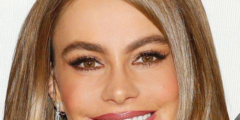 Hair, Nose, Lip, Cheek, Earrings, Smile, Brown, Hairstyle, Skin, Chin,