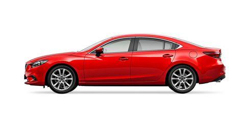 Mazda6 Grand Touring 2015