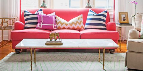 Go Bold and Bright — on a Budget