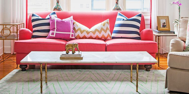 Caitlin Wilson Philadelphia Apartment - Colorful Home Decor