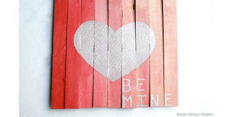 Valentine Heart Pallet