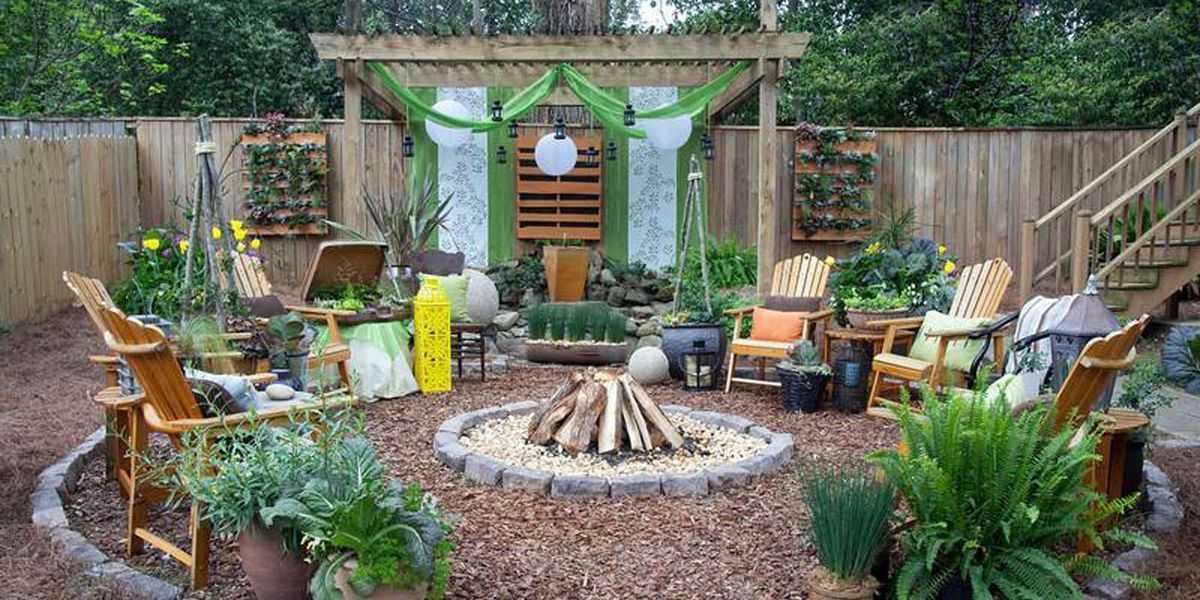 Backyard Oasis - Beautiful Backyard Ideas on Beautiful Backyard Ideas  id=93173