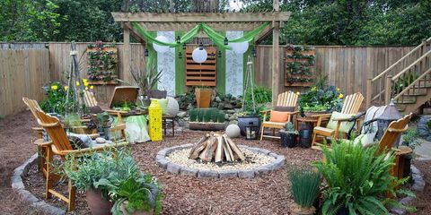 Beautiful Backyard Landscaping Ideas backyard oasis - beautiful backyard ideas