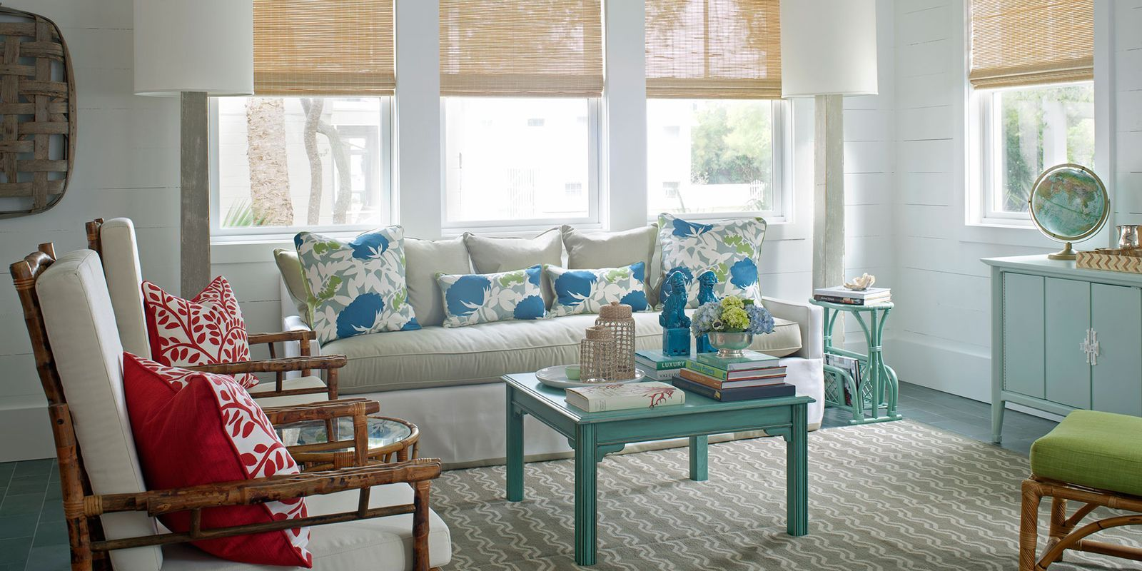 Get Creative With Color: 10 Enviable (and Totally Attainable) Rooms