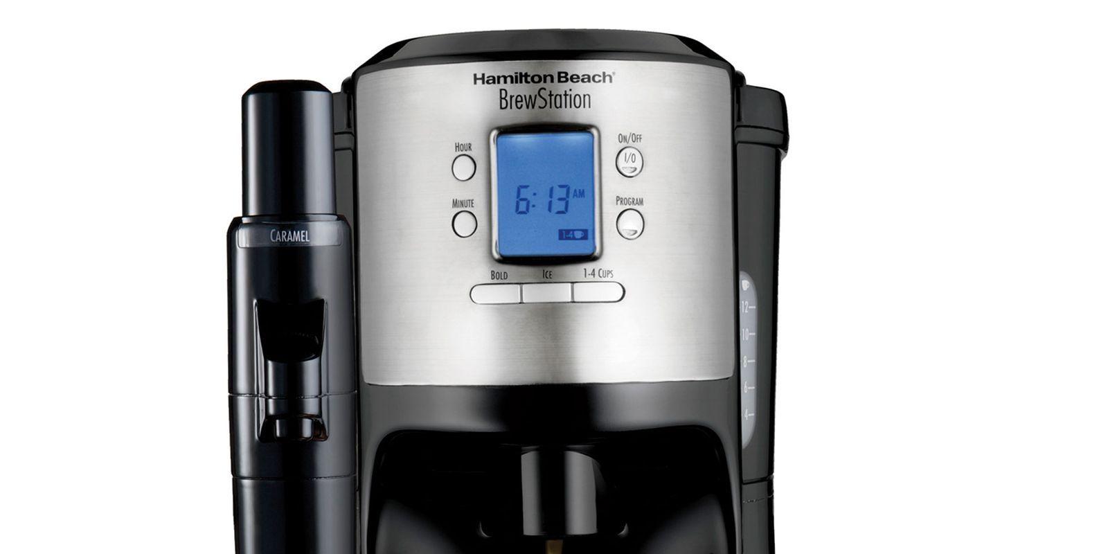 hamilton beach brewstation coffeemaker with flavor dispenser 49150 rh goodhousekeeping com hamilton beach brewstation 48464 manual hamilton beach brewstation 48464 manual