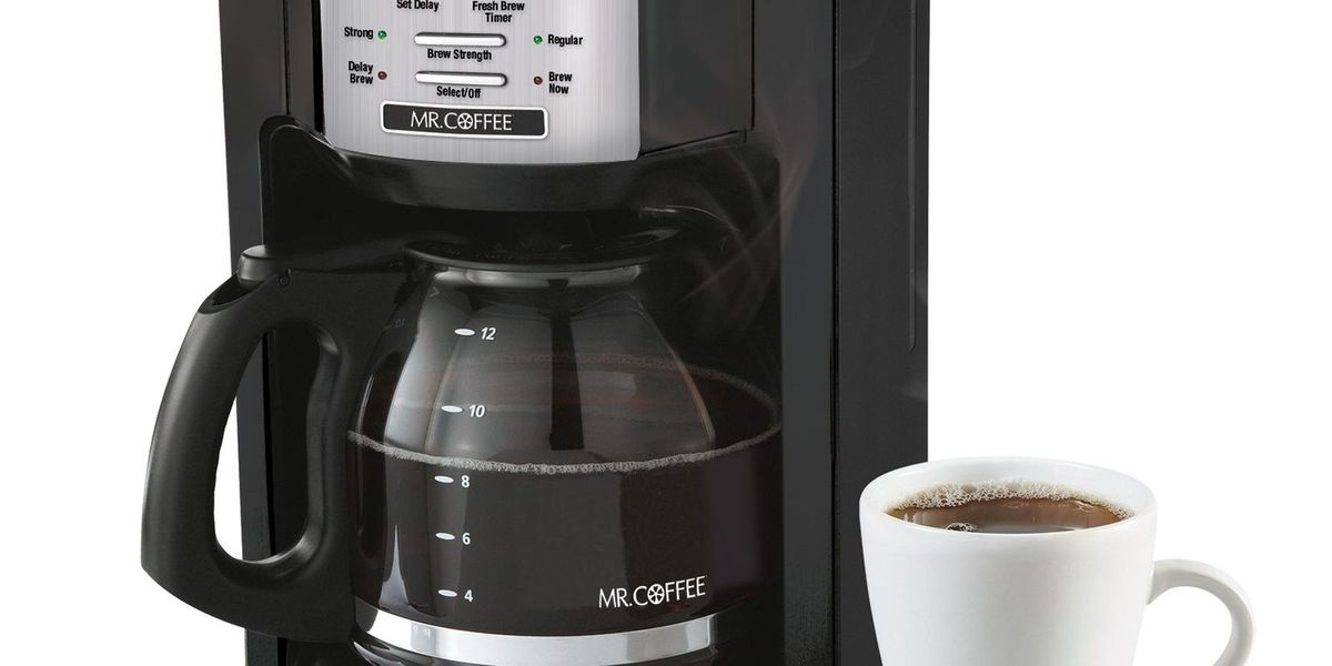 Mr Coffee 12 Cup Programmable Coffeemaker Bvmc Ehx23 Review