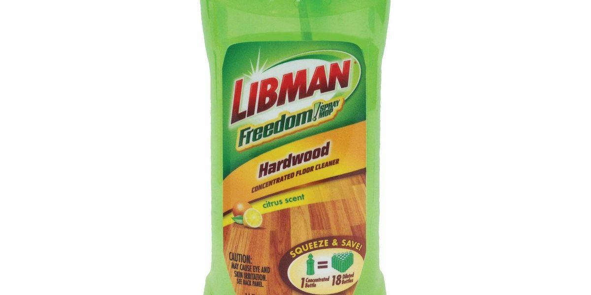 Libman Hardwood Concentrated Floor