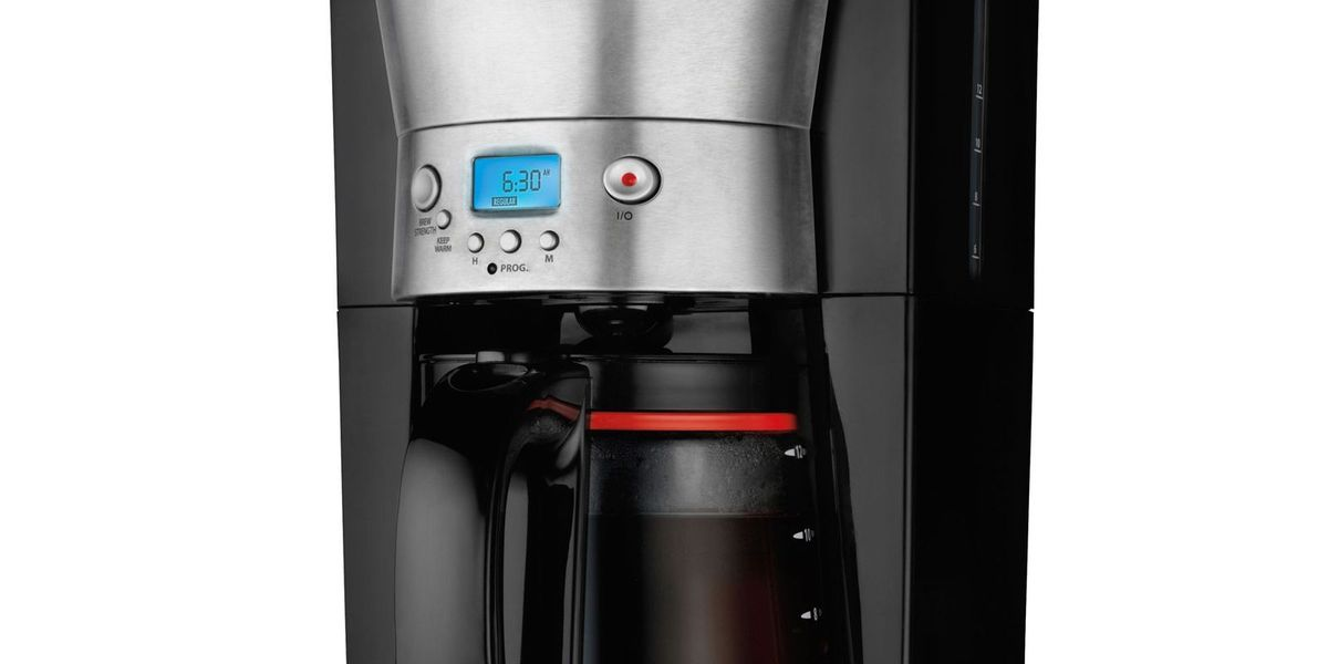 Melitta 12 Cup Coffeemaker 46893 Review