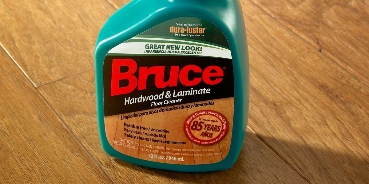 Bruce Hardwood And Laminate Floor
