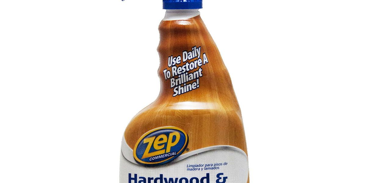 Zep Commercial Hardwood Amp Laminate Cleaner Review