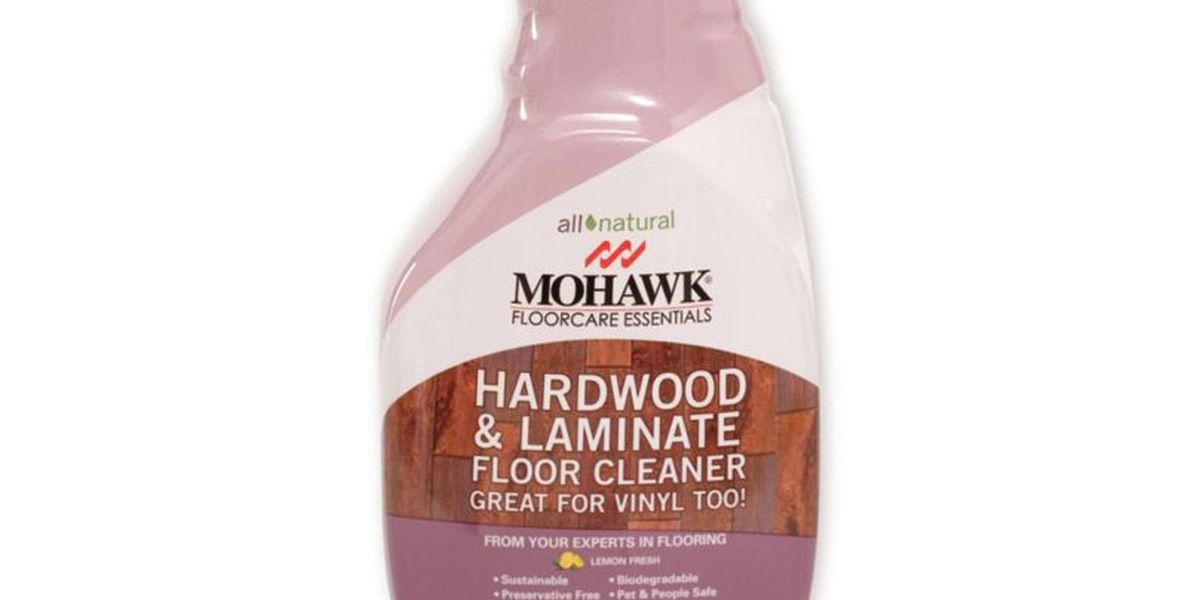 Mohawk Hardwood Laminate Floor Cleaner Review