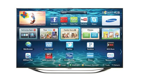 samsung led 8000 series smart tv