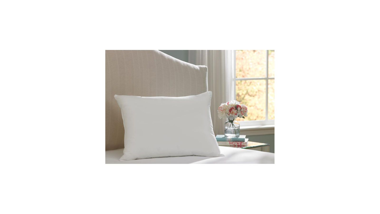aller ease washable allergy protection pillow