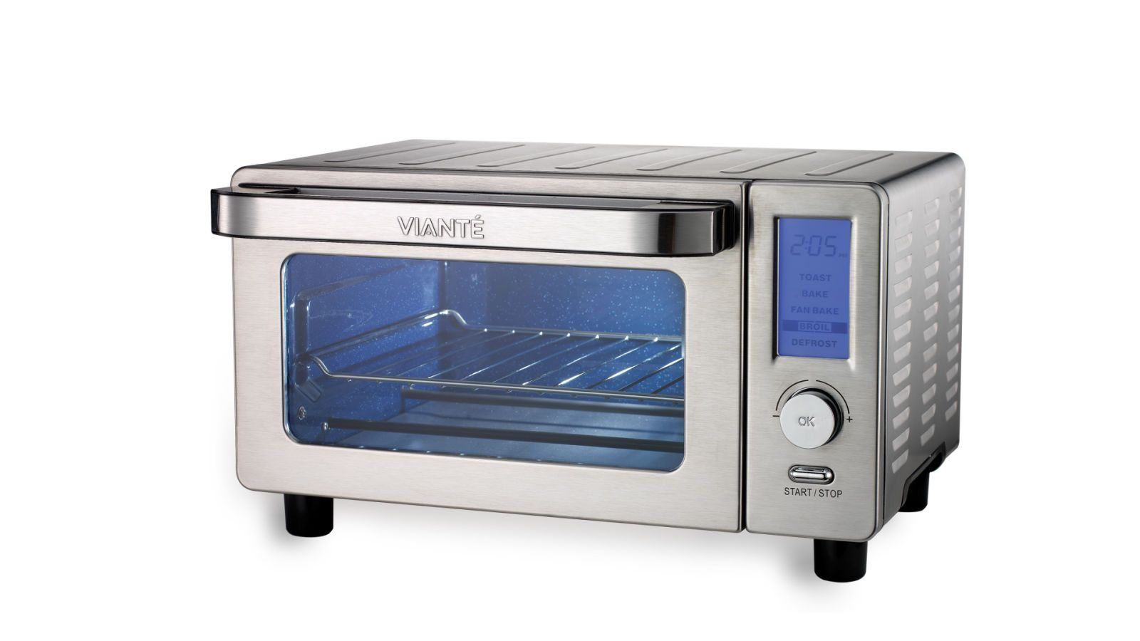 Exceptionnel Viante True Blue Convection Toaster Oven Cuc 04e