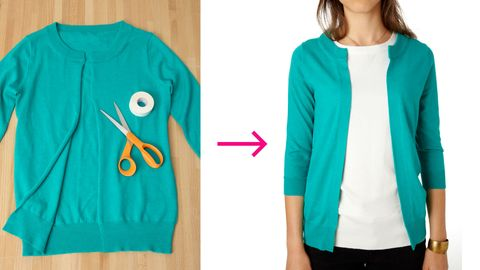 transform a passe pullover