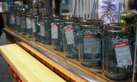 aladdin mason jars