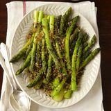 asparagus gremolata