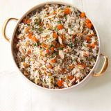 apricot almond rice pilaf