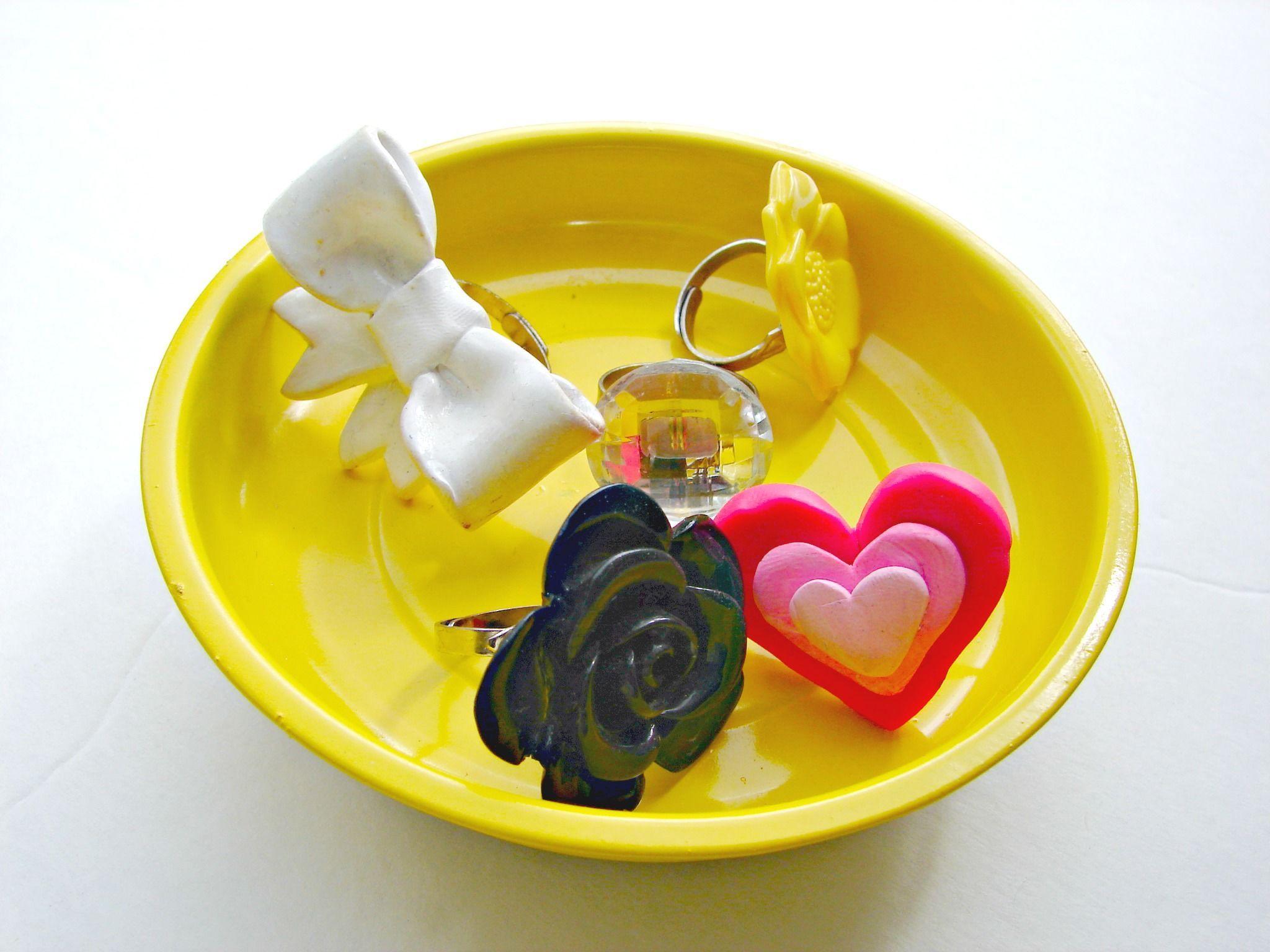 DIY Jewelry Organizers - Organizing and Storage Ideas
