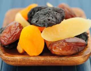 dried fruit fruit