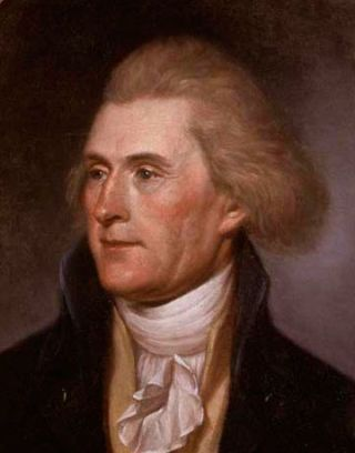 president thomas jefferson