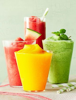 frozen fruit coolers