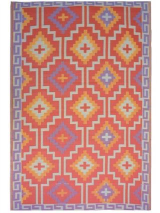 beautiful outdoor rugs decorate your