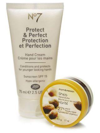hand cream products
