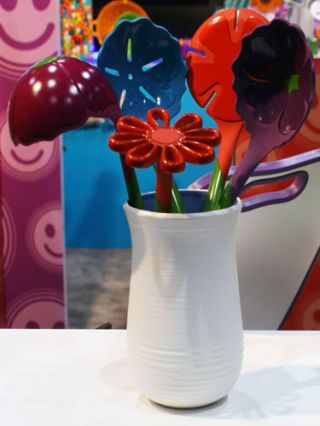 kizmo flower utensils